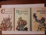 Lot  3 carti  cu povesti rusesti - A. Volkov / C66P