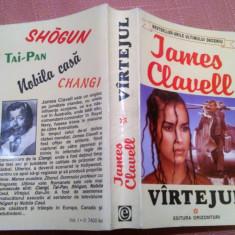 Vartejul Volumul 1. Editura Orizonturi, 1994 - James Clavell