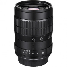 Obiectiv Manual Venus Optics Laowa 2X Ultra-Macro 60mm f/2.8 pentru Sony E-mount