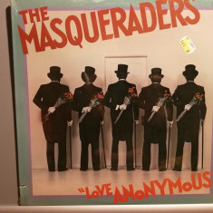 The Masqueraders – Love Anonymous (1977/ABC/USA) - VINIL/Impecabil