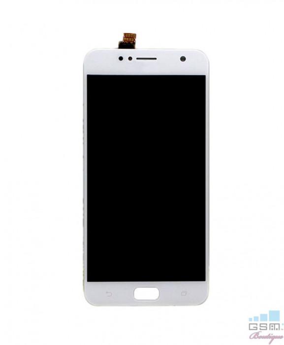 Ecran LCD Display Asus Zenfone 4 Selfie ZD553KL Alb