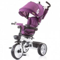 Tricicleta Copii Chipolino Tempo amethyst