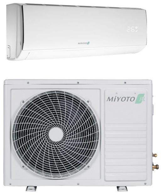 Aer conditionat Miyoto R32 MTS - 121 EI/ELX - N3, 12000 BTU, R32, WiFi READY