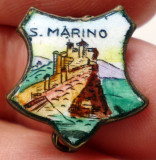 I.209 INSIGNA SAN MARINO 16mm email