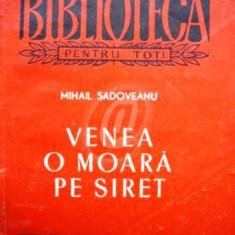 Venea o moara pe Siret (1956)