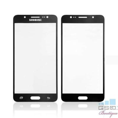 Geam Sticla Samsung Galaxy J5 J510 2016 Negru foto