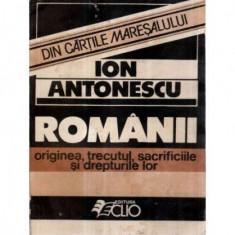 Romanii - originea, trecutul, sacrificiile si drepturile lor