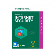 Kaspersky Internet Security 2019, 4 Dispozitive, 1 An, Licenta Reinnoire Electronica