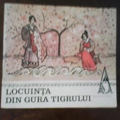 Locuinta din gura tigrului, col. Traista cu povesti, ilutr. Irina Dana Niculescu