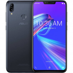 Smartphone Asus ZenFone Max M2 ZB633KL 32GB 4GB RAM Dual Sim 4G Black, Negru, Neblocat