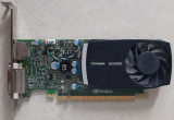Placa video Nvidia Quadro 400 512Mb/DDR3/64 bits