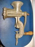 B550-Masina tocat Standard Werke 5-American Systeme fonta veche interbelica.