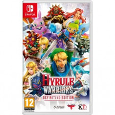 Hyrule Warriors Definitive Edition - Nintendo Switch