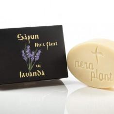 Sapun Solid cu Lavanda, 110g, Nera Plant
