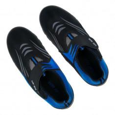 Incaltaminte inot pentru barbati Aquashoes Surf Gear, marimea 44-45, Albastru/Negru