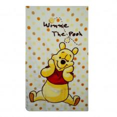Paturica groasa Winnie the Pooh 100 x 140 cm Disney PPD1GA, Galben