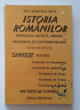 Istoria Romanilor Perioada Antica Medie Moderna Si Contemporana Sinteze Examene