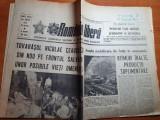romania libera 21 martie 1977-ceausescu in zonele afectate de cutremur
