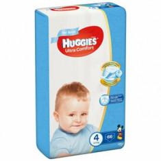 Scutece Huggies ultra confort boy 4 (66) 8-14kg
