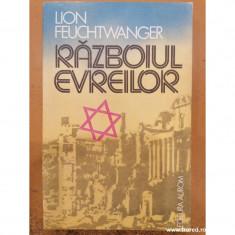razboiul evreilor