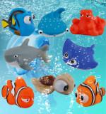 Set 8 Jucarii de Baie Finding Nemo