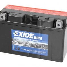 Exide baterie maxiscuter YT7B-BS 150x65x93 12V 6.5Ah 85A Beta Kymco Suzuki Yamaha Triumph