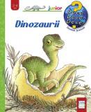 """Dinozaurii""- Angela Weinhold, Casa, 2019, Editura Casa"