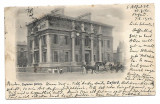 Carte postala circulata SUA 10 Iunie 1903 Taylorian Gallery