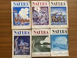 Revista Natura anul XXVI 1937 -  7 numere