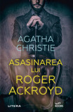 Asasinarea lui Roger Ackroyd. Agatha Christie