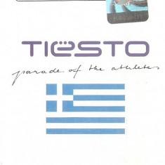 Caseta Tiësto – Parade Of The Athletes, originala, holograma