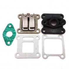 Gat Carburator + Muzicuta + Garnituri Pocket Poket Byke Bike Mini ATV