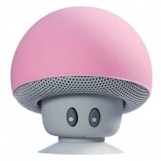 Cumpara ieftin Boxa Portabila Bluetooth iUni DF17, Microfon, Apeluri Handsfree, Roz