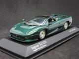 Macheta Jaguar xj220 Minichamps 1:43