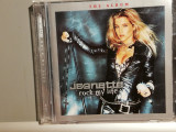 Jeanette - Rock My Life (2002/Polydor/Germany) - CD ORIGINAL/stare : F.Buna