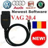 VCDS VAG COM 20.4 Soft in Lb.Romana VW AUDI SKODA SEAT -Ultima Versiune-