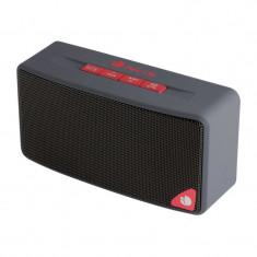 Boxa portabila cu bluetooth si radio NGS, 3 W, Gri