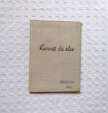 Carnet de elev anii 70, carnet de note perioada RSR, carnet de elev de colectie