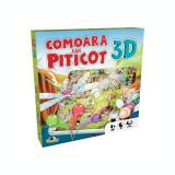 Cumpara ieftin Joc de societate - Comoara lui Piticot, 3D