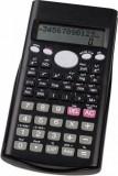 Calculator stiintific cu capac glisant 12 digits 240 functii 2 linii pe display 160 80 15mm