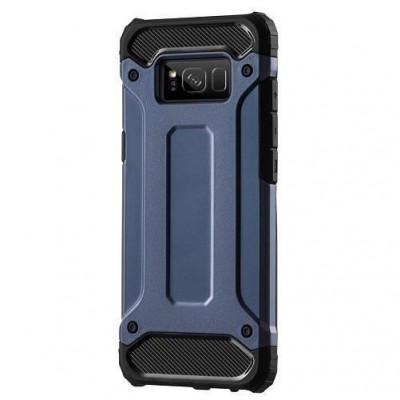 Husa Iberry Hybrid Albastru Inchis Pentru Samsung Galaxy S8 Plus G955 foto