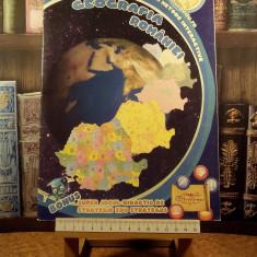 "Edu Geografia romaniei auxiliar elaborat prin metode interactive ""A5754"", Clasa pregatitoare, Geografie"