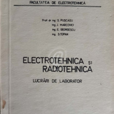 Electrotehnica si radiotehnica - lucrari de laborator