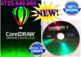 CorelDRAW Graphics Suite 2020 - DVD SIGILAT - 1 Licenta Permanenta