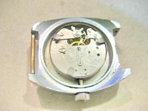 A836-Ceas Ruhla digital mana barbat mecanic nefunctional.