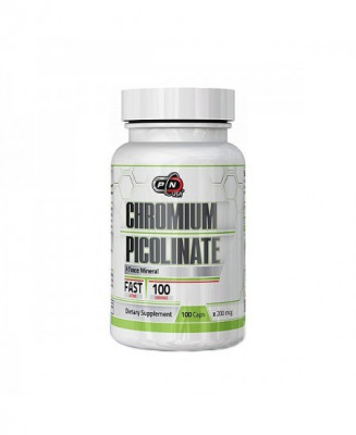 Chromium Picolinate (Crom Picolinat) 200 mcg, 100 capsule foto