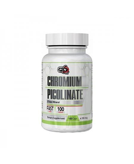 Chromium Picolinate (Crom Picolinat) 200 mcg, 100 capsule