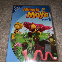DVD Desene animate - Albinuta Maya