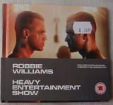 Robbie Williams - Heavy Entertainment Show, CD, sony music