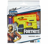 Blaster Nerf X Fortnite MicroShots - AR-L